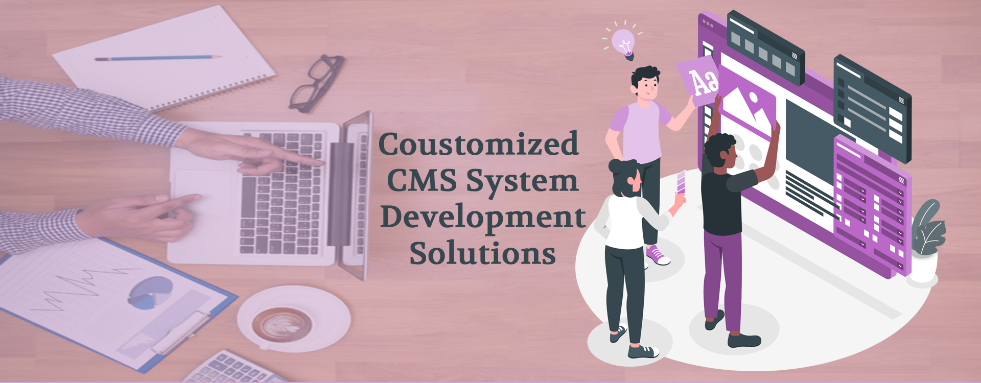 CMS Website Design Development Services